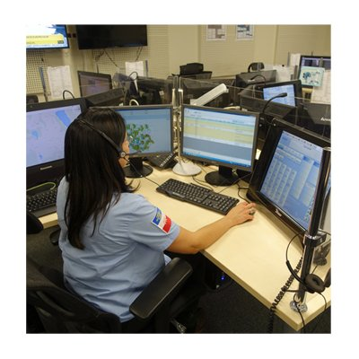 Operator Numeru Alarmowego 112 (system zbudowany w oparciu o DGT MCS)